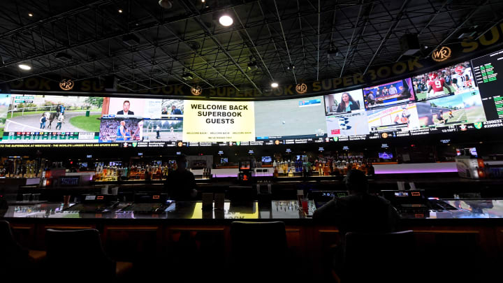 Nevada Casinos Reopen For Business.