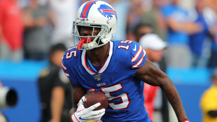 John Brown Fantasy Outlook Improves in Week 8 With Matchup Against Weak  Eagles Secondary