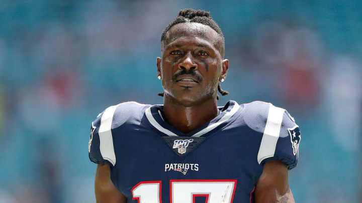 What happened to Antonio Brown?