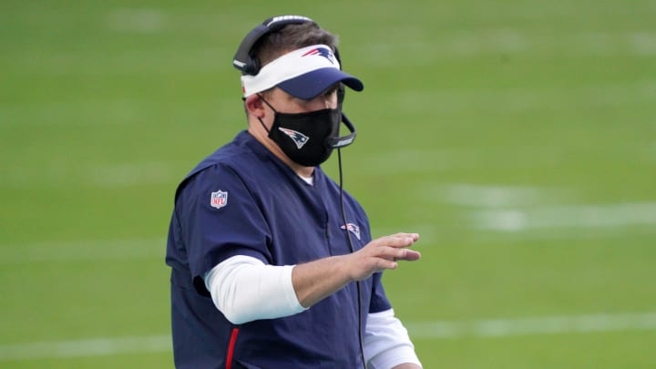 Josh McDaniels, New England Patriots v Miami Dolphins