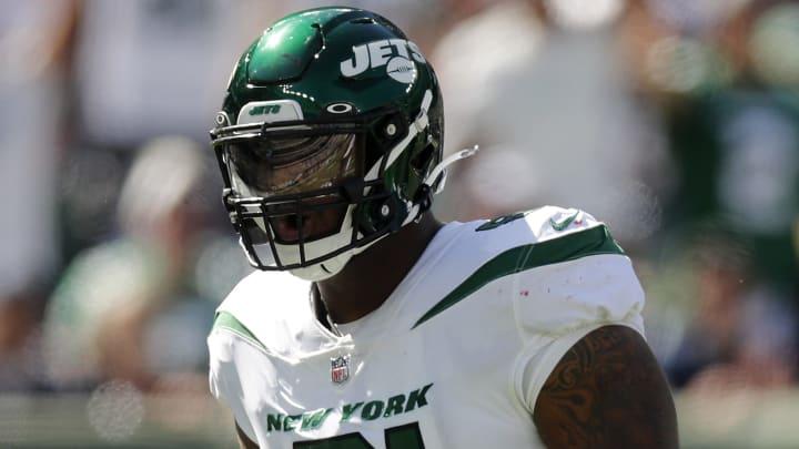 NY Jets, John Franklin-Myers