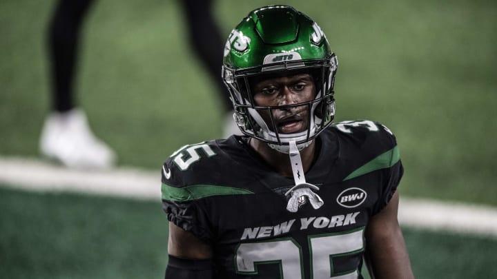 Kyron Brown, NY Jets