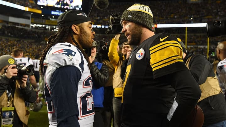 Betting line steelers patriots nothing to a knife betting calculator