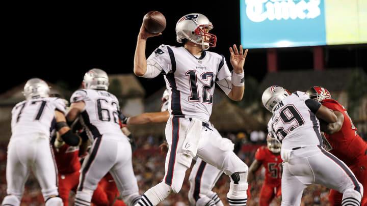 Tom Brady, Tom Brady