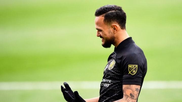 Artur, Columbus Crew, MLS