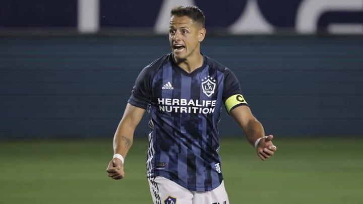 Javier Hernández comenzó pretemporada con Los Angeles Galaxy