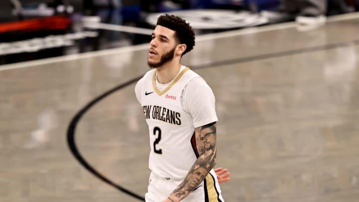 Lonzo Ball podría salir de los Pelicans