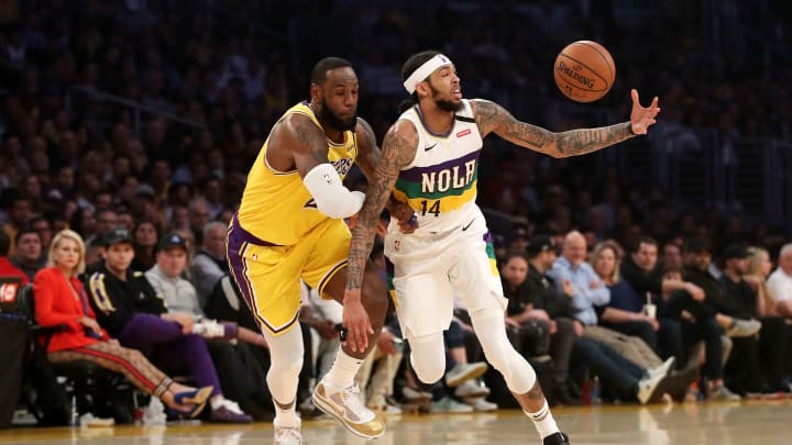 Lakers y Pelicans se enfrentan este viernes 15 de enero