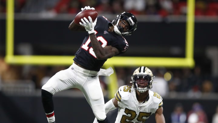 The Atlanta Falcons have their fair share of high impact fantasy players, but wide receiver Calvin Ridley could be a steal in 2020 drafts.