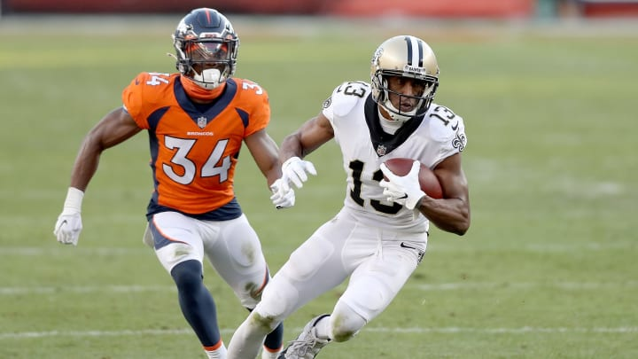 Michael Thomas is expected to bounce back in 2021.