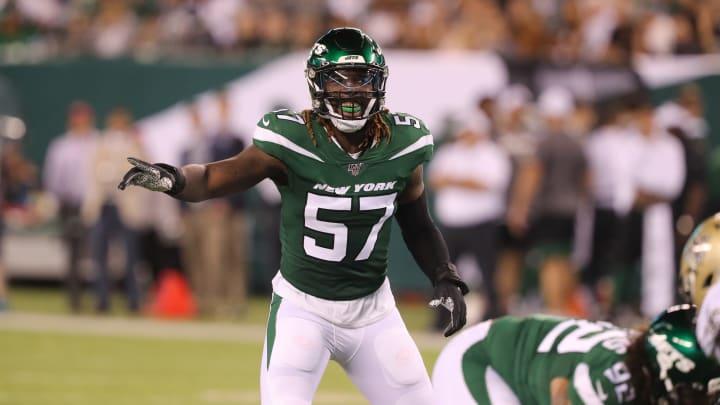NY Jets, C.J. Mosley