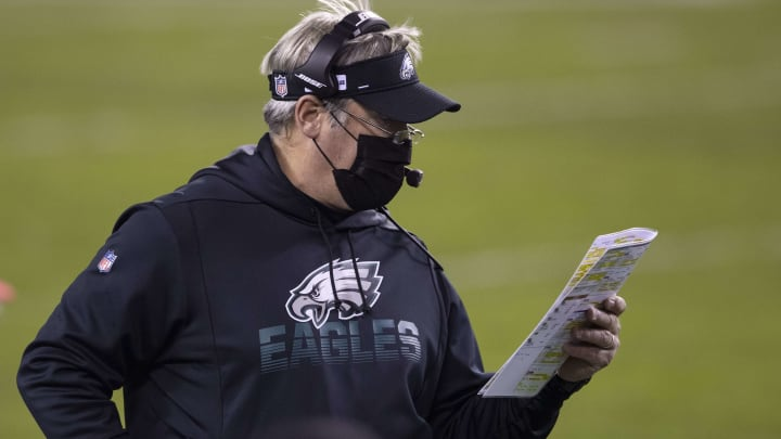 A surprising name could be in the mix to replace Doug Pederson as the Philadelphia Eagles' next head coach.