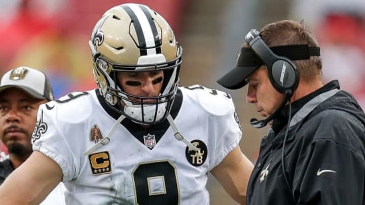 Drew Brees, Sean Payton