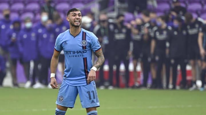 Argentino marcou sete gols na última temporada