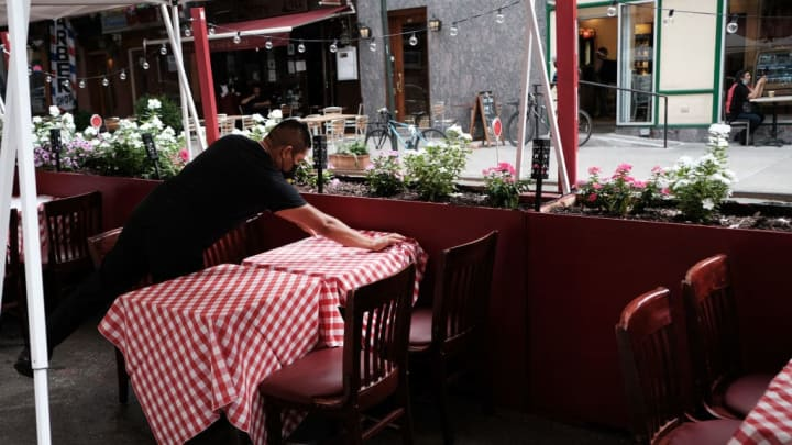 New York City Restaurants Face Continued Uncertainty Amid COVID-19 Pandemic