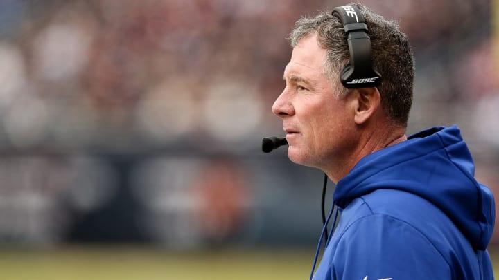 Giants coach Pat Shurmer.