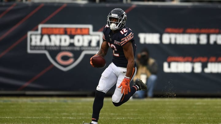 Chicago Bears WR Allen Robinson joined the team in 2018.