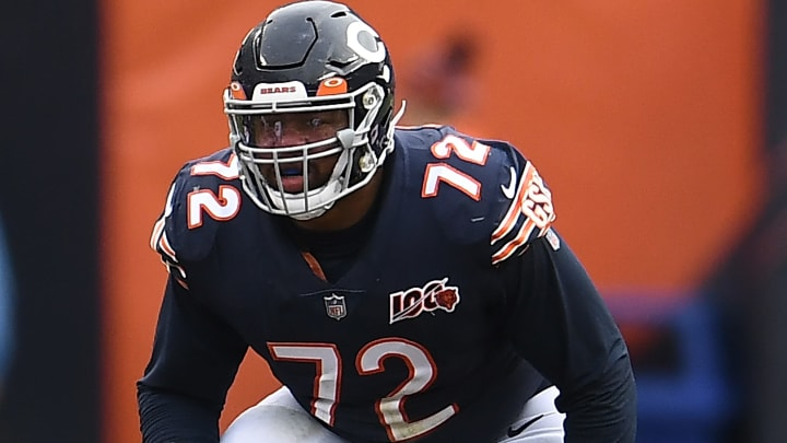 Three most likely Charles Leno free-agent destinations after his release from the Chicago Bears.