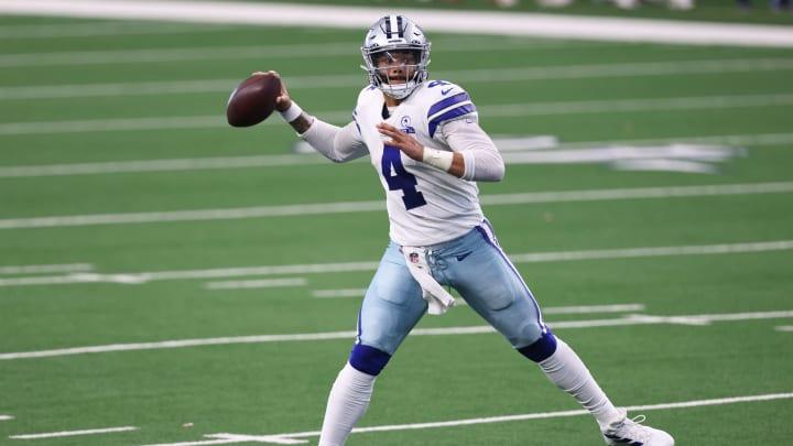 Dak Prescott, New York Giants v Dallas Cowboys