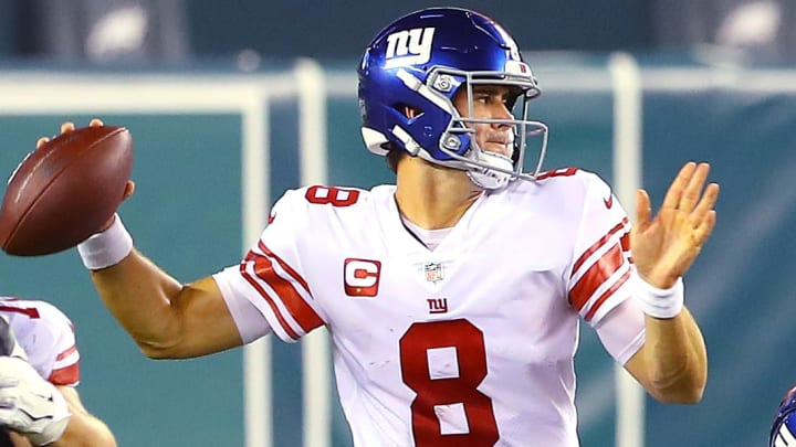 Giants vs Washington spread, odds, line, over/under, prediction and betting insights for Week 9 NFL game.