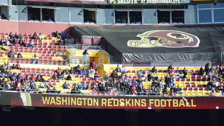 Washington football team.