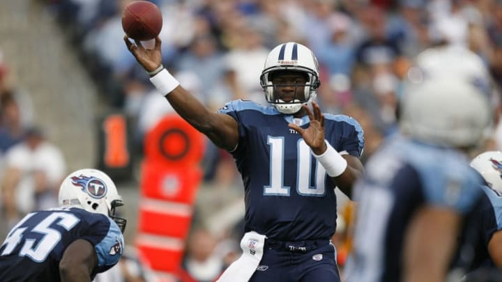 Former Tennessee Titans QB Vince Young had a quick fall from stardom.