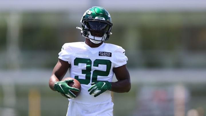 NY Jets, Michael Carter