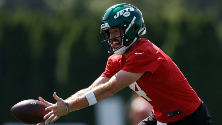 NY Jets, James Morgan