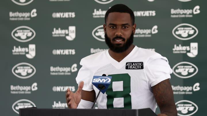 New York Jets, Elijah Moore