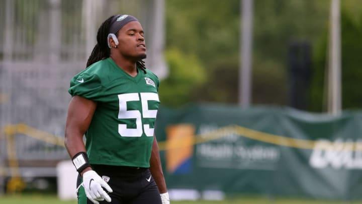 NY Jets, Hamilcar Rashed Jr.
