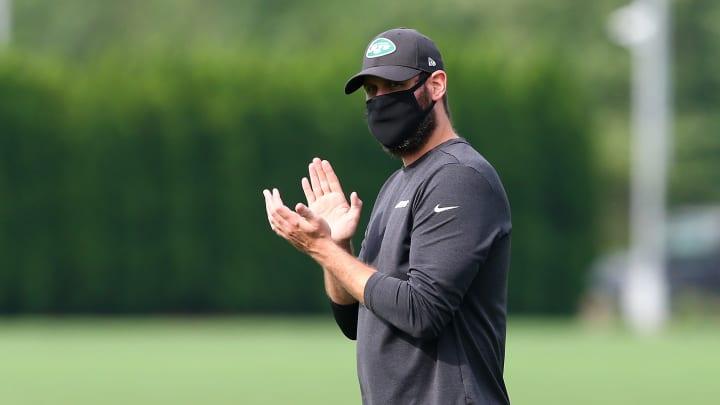 Adam Gase, New York Jets Training Camp