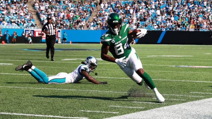 NY Jets, Corey Davis