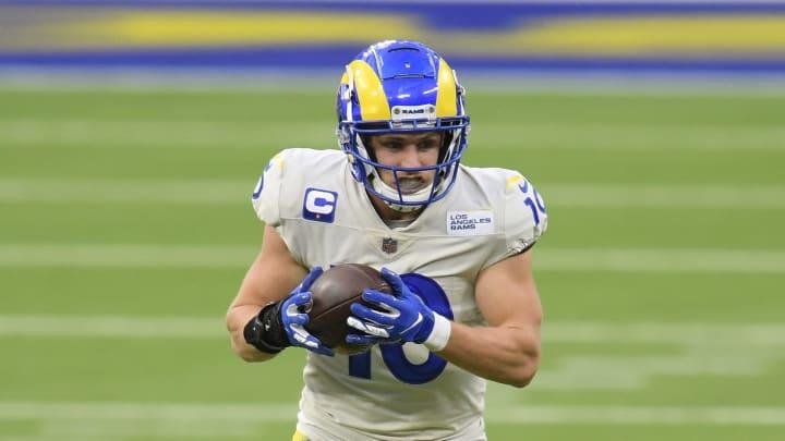 Cooper Kupp fue apartado de los Rams