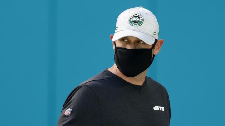 Adam Gase, New York Jets v Miami Dolphins