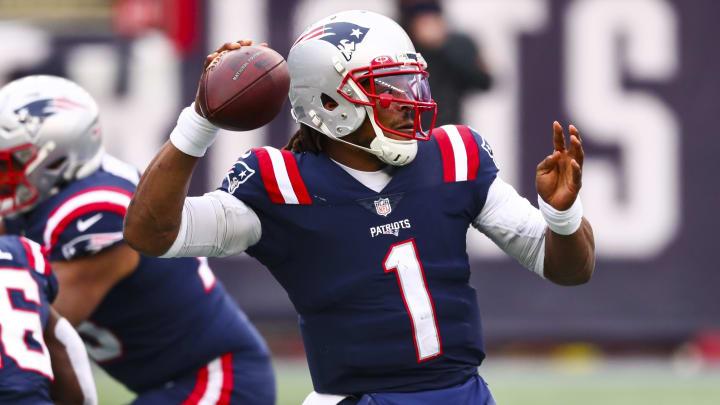Newton no pudo demostrar su mejor nivel en los Patriots en 2020