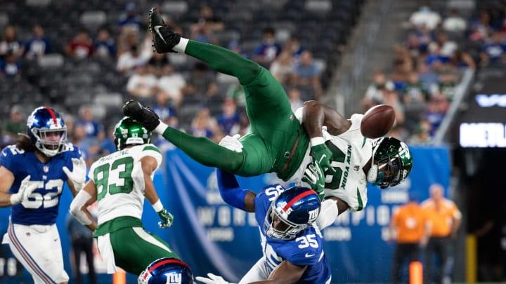 NY Jets, Kenny Yeboah