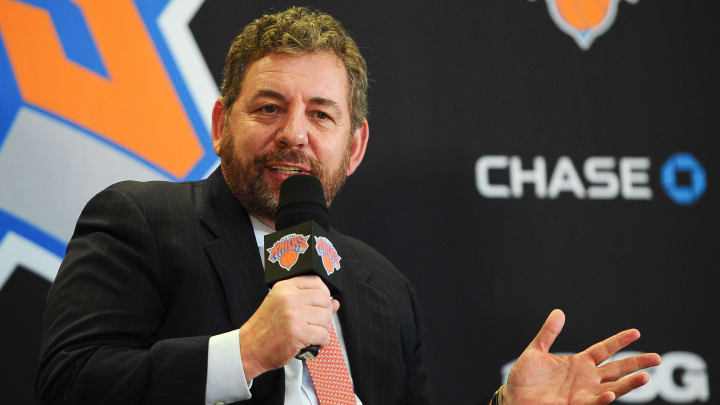 The New York Knicks may finally be taking a modern approach to hiring a head coach.