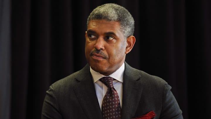 New York Knicks president Steve Mills