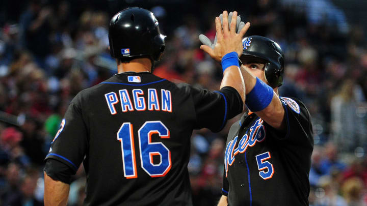 David Wright, Angel Pagan