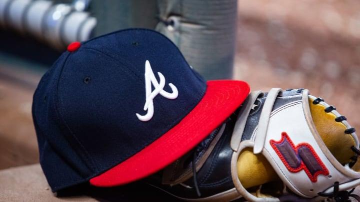 Jake Brigham struggled with the Braves