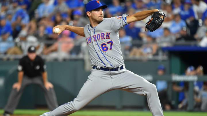 New York Mets reliever Seth Lugo