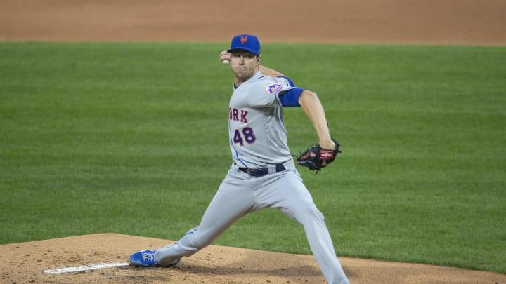 VIDEO: Jacob deGrom hace historia en la MLB con sus 9 ponches en fila en Colorado