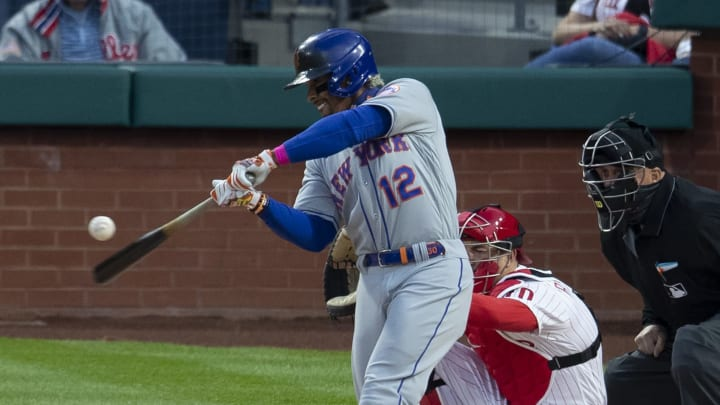 Tuesday's Mets-Phillies matchup provides the perfect opportunity for Francisco Lindor to hit his first home run with the Mets.