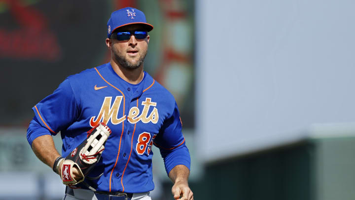 Tim Tebow, New York Mets v St Louis Cardinals