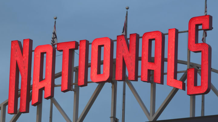 The Nationals' biggest bonus went to a Dominican