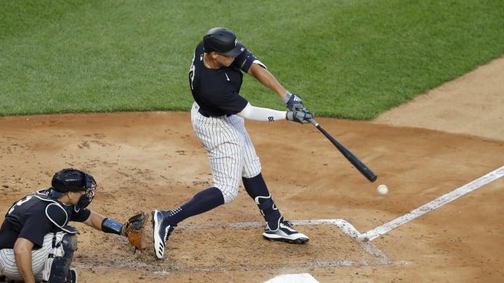 Aaron Judge, New York Yankees Summer Workouts