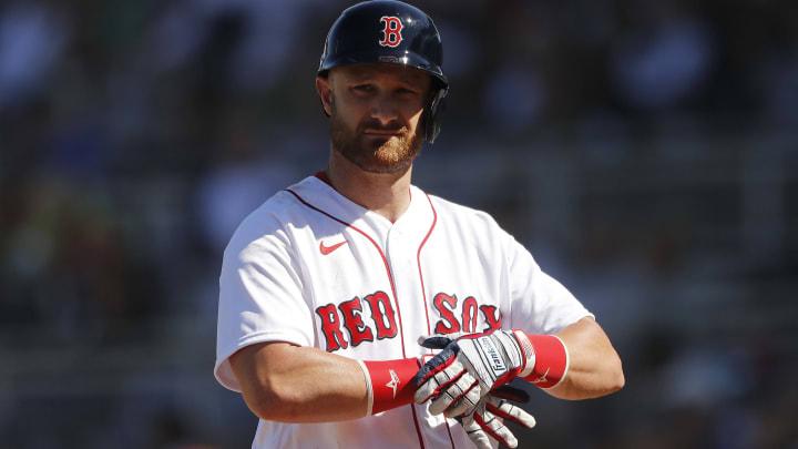 Boston Red Sox catcher Jonathan Lucroy