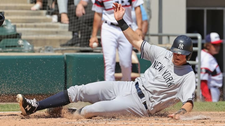 DJ LeMahieu has recovered and the new chips improved the lineup