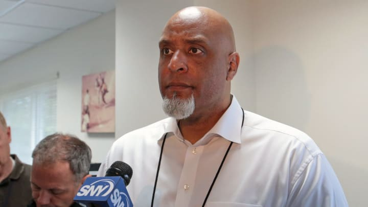 MLBPA executive director Tony Clark is taking on the owners in 2020 negotiations.
