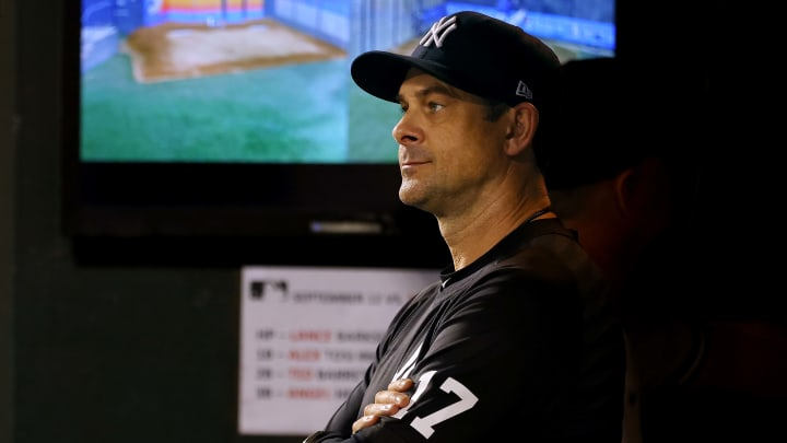 4 managers disponibles si los Yankees despiden a Boone
